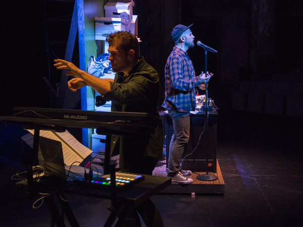 BWW Review: PLACE Examines One's Role in Gentrification Through Soaring Soundscapes and Potent Poetry