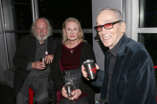 Photo Flash: Stars Turn Out For Benefit Reading of Noel Coward's TONIGHT