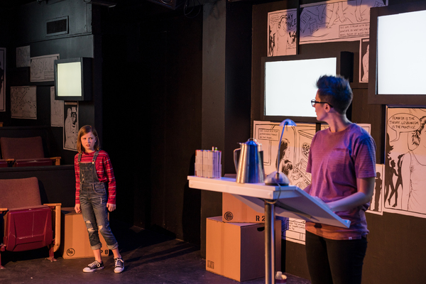 Photo Flash: The Public Theater of San Antonio Presents FUN HOME