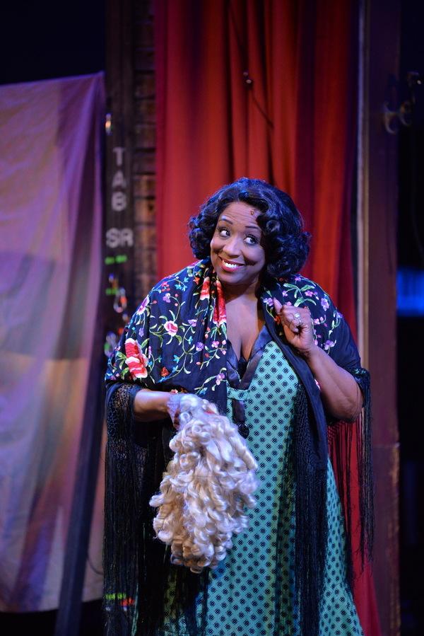 """E. Faye Butler as """"Rose�"""