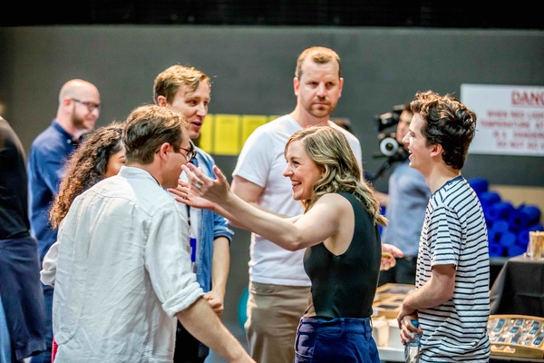 Photo Flash: The Full Company of HARRY POTTER AND THE ...