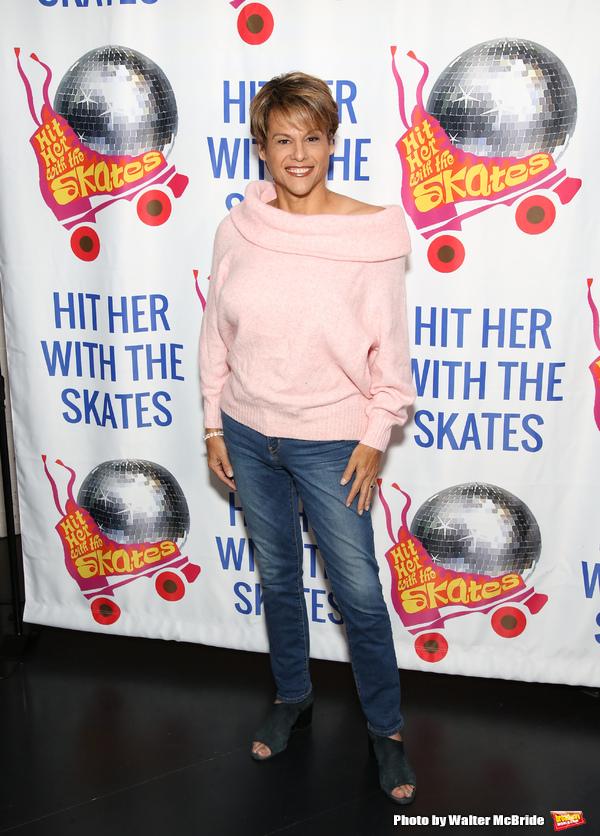 Alexandra Billingse on October 16, 2018 in New York City.