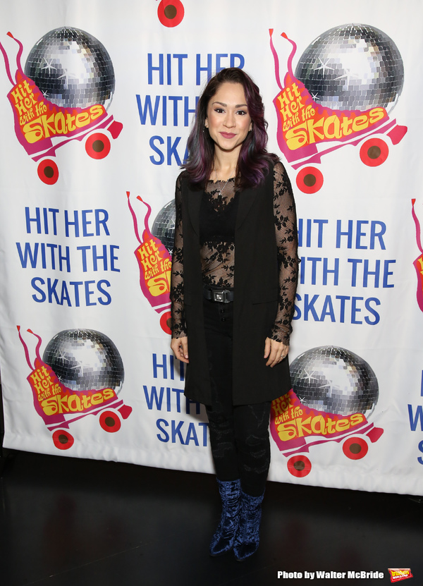 Photo Coverage: Meet The Cast of HIT HER WITH THE SKATES