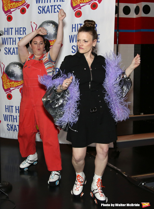Amy Toporek and  Christine Rea