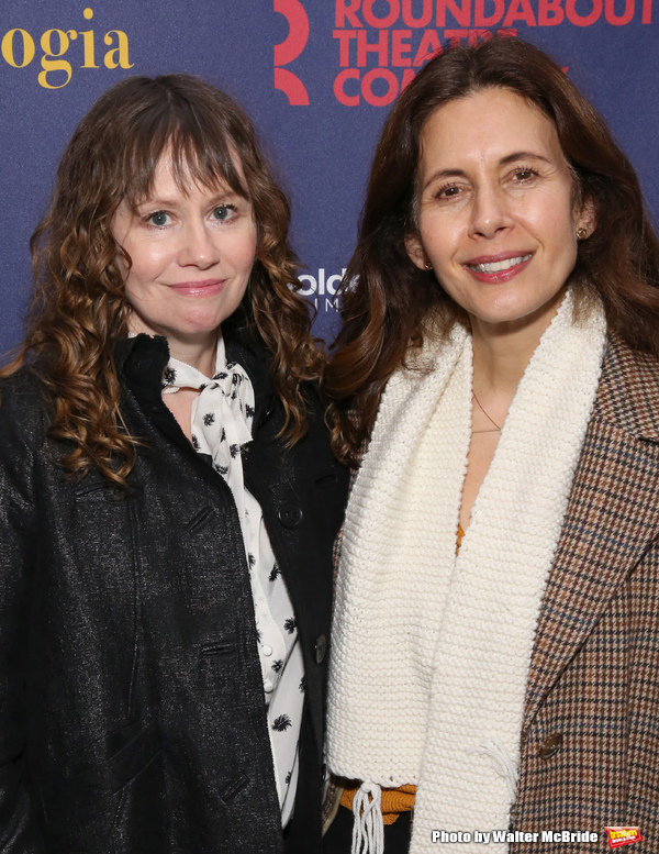 Sally Murphy and Jessica Hecht