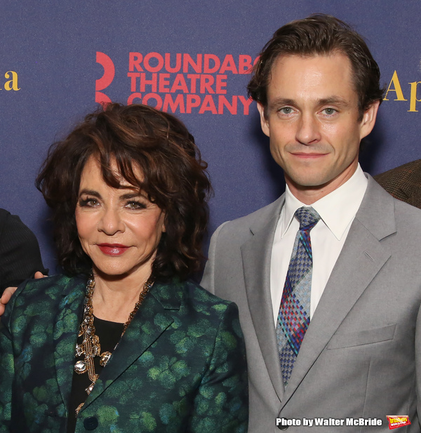 Stockard Channing and Hugh Dancy