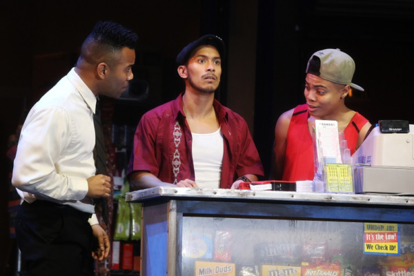 Photo Flash: First Look at NC Theatre's IN THE HEIGHTS