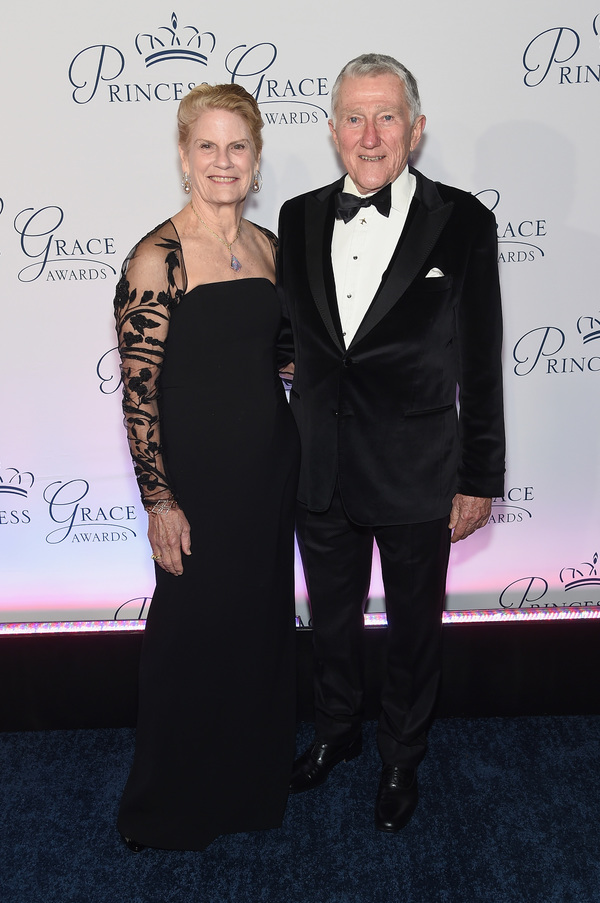 Photo Flash: Bebe Neuwirth Hosts The 2018 Princess Grace Awards Gala, Featuring Tyne Daly, Leslie Odom, Jr. and More