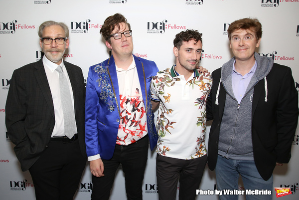 Photo Coverage: Dramatists Guild Foundation Fellows Present New Works!