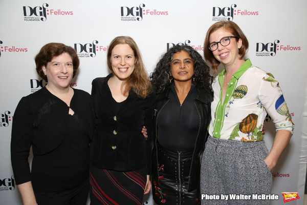 Sheri Wilner, Deborah Yarchun, Riti Sachdeva and Laura Brandel Photo