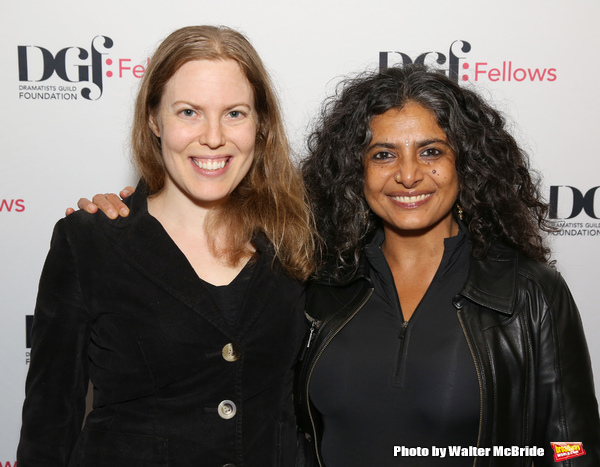Deborah Yarchun and Riti Sachdeva Photo
