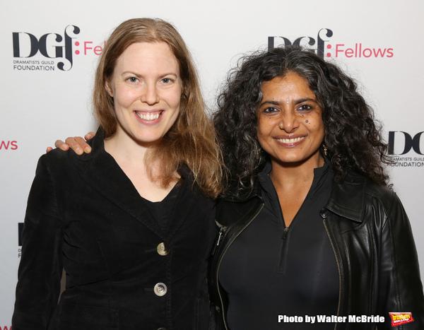 Deborah Yarchun and Riti Sachdeva