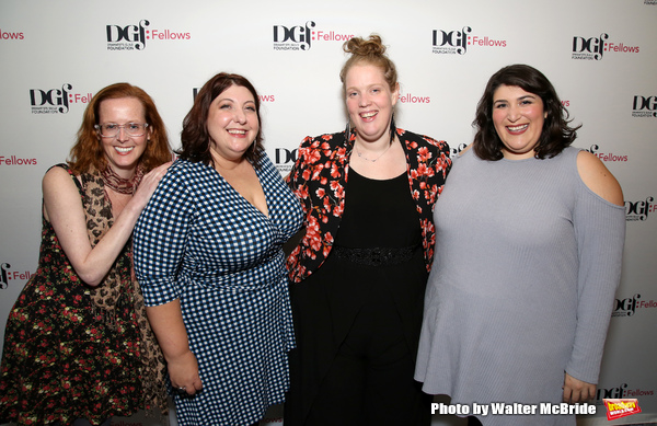 Anna O'Donoghue, Ashlie Atkinson, Morgan Gould and Nicole Spiezio  Photo