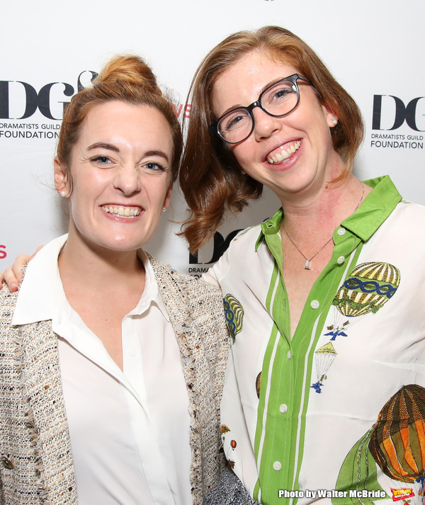 Kate Lumpkin and Laura Brandel