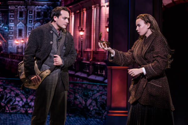 Photo Flash: Get A First Look At ANASTASIA On Tour
