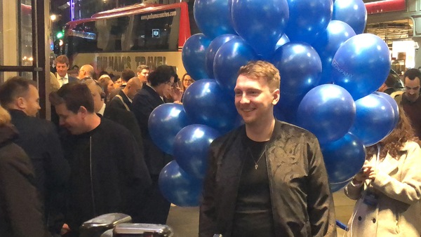 Photo Flash: Check Out The Red Carpet Action As COMPANY Opens In The West End!