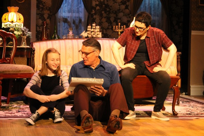 BWW Review: FUN HOME at White Plains Performing Arts Center