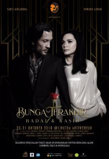 BWW Previews: The Mature, Star-Studded Romance of BUNGA TERAKHIR BADAI DAN KASIH at CIPUTRA ARTPRENEUR