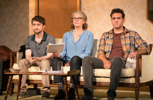 BWW Review: Daniel Radcliffe, Cherry Jones and Bobby Cannavale Hilariously Debate The Value of Truth in THE LIFESPAN OF A FACT