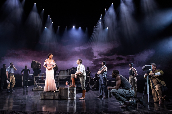 Photo Flash: Check Out All New Photos of Christiani Pitts and the Cast of KING KONG