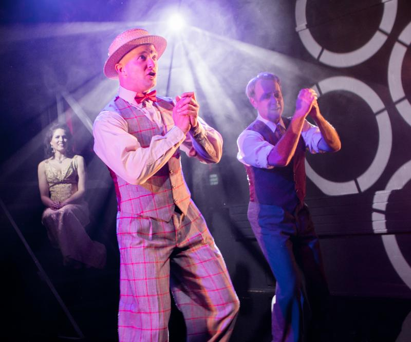 BWW REVIEW: New Australian Musical EVIE MAY Is A Poignant Peak At The Past When Vaudeville Was In Vogue