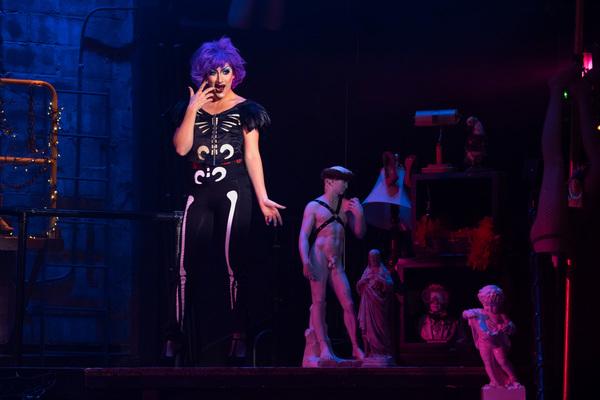 Photo Flash: THE ROCKY HORROR SHOW at Bucks County Playhouse