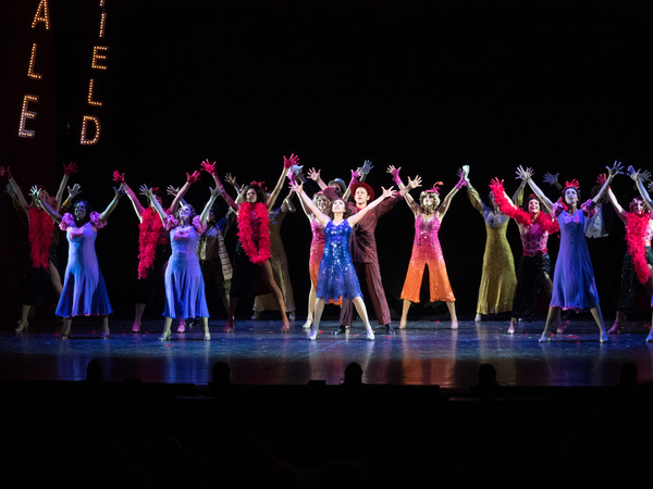 Photos: Curtain Call And Opening Night Of 3D Theatricals' 42ND STREET