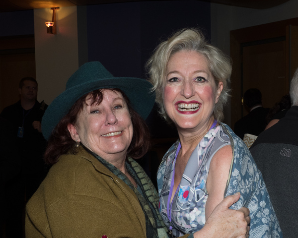 Carol Kline and Tamara Zook