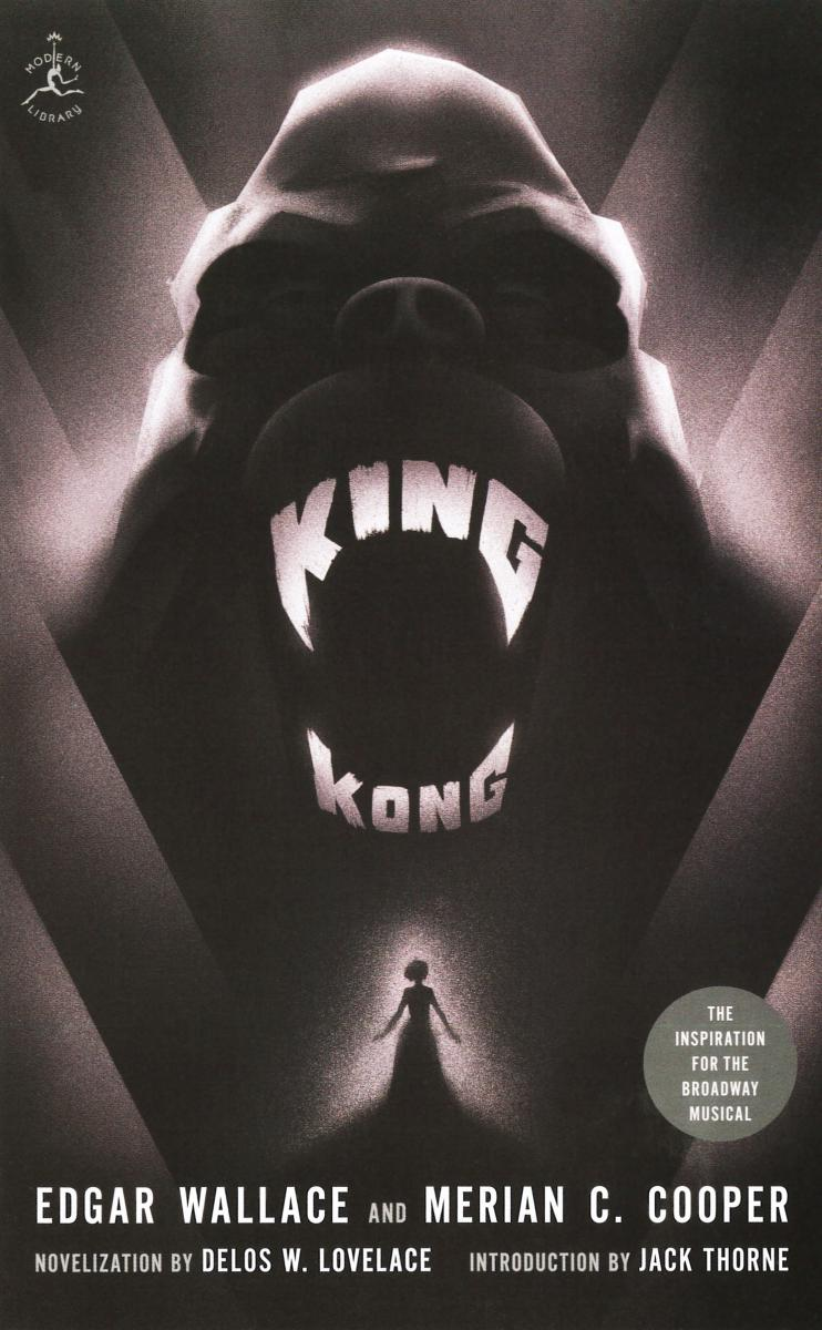 Read Tony Winner Jack Thorne's New Introduction to KING KONG!