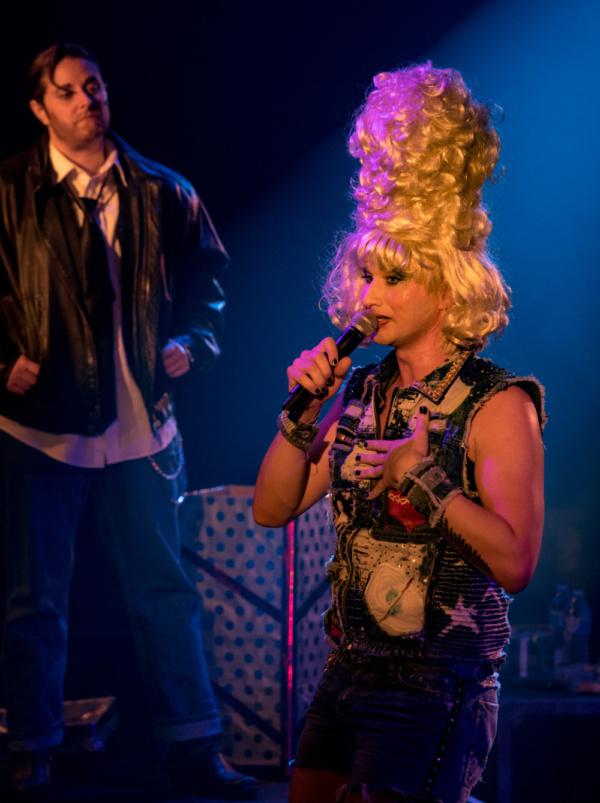 Photo Flash: EPAC's HEDWIG AND THE ANGRY INCH Celebrates Opening Night