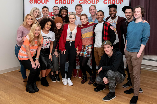 Photo Flash: CLUELESS Like Totally Begins Rehearsals at the New Group!