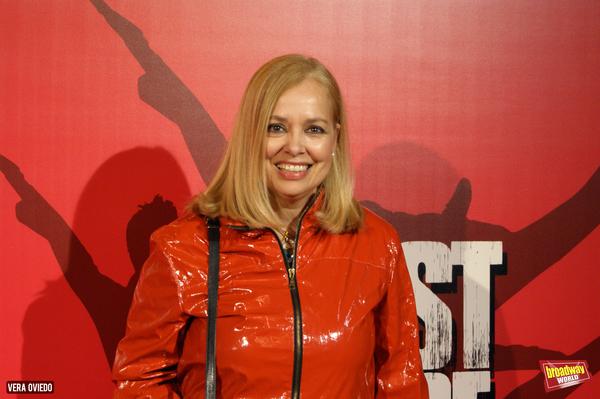 PHOTO FLASH: Alfombra Roja del Estreno de WEST SIDE STORY