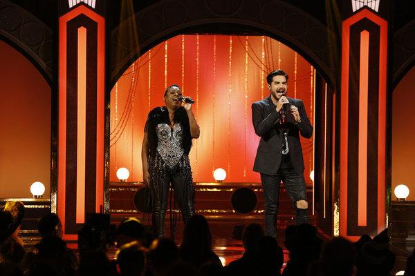 Ledisi, Adam Lambert