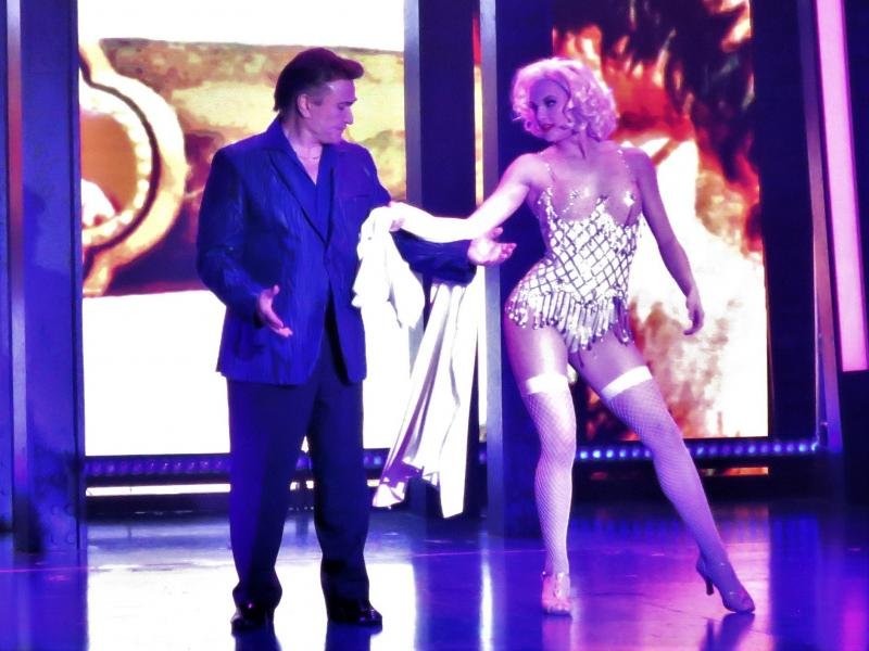 BWW Feature: A MOB STORY  at Plaza Showroom In The Plaza Las Vegas