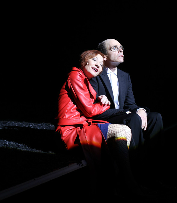 BWW Review: LENYA STORY at Renaissance Theater - A bloodless, passionless exercise in tedium.