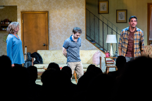 Photo Coverage: Inside Opening Night of THE LIFESPAN OF A FACT