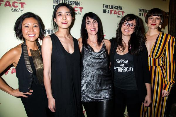 Linda Cho, Mimi Lien, Leigh Silverman, Jen Schriever, Palmer Hefferan