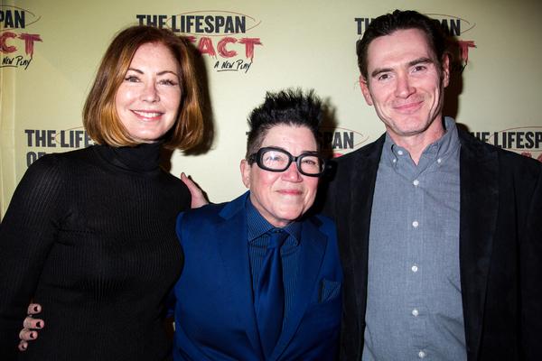 Dana Delany, Lea DeLaria, Billy Crudup Photo
