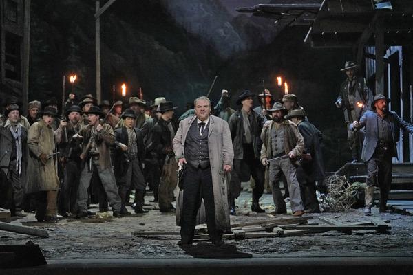 Review Roundup: LA FANCIULLA DEL WEST at The Met
