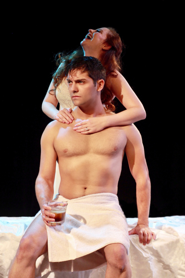 Photo Flash: First Look At Andrea Lynn Green And Michael Raver In MTC Mainstage's CAT ON A HOT TIN ROOF