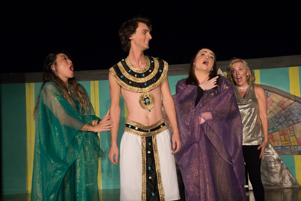 Photo Coverage: First Look at Westgate Theatre Co. and Carriage Place Players' JOSEPH AND THE TECHNICOLOR DREAMCOAT