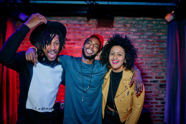 Photo Flash: Daniel J. Watts Brings THE JAM to SubCulture