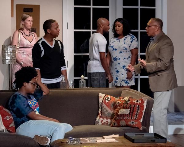 Barbara Madison Hauck as Kimber, JC Payne as Flip, Jared Michael Swaine as Spoon, Adrienne Knight as  Taylor, Louis B. Murray as Joe Levay, Shelby Sullivan as Cheryl