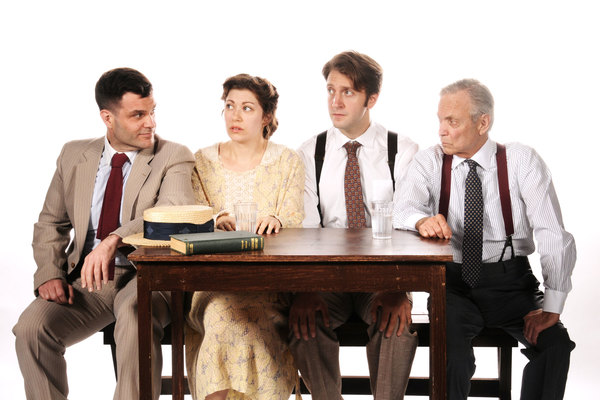 Photo Flash: Lakewood Theatre Company Continues 66th Season With INHERIT THE WIND