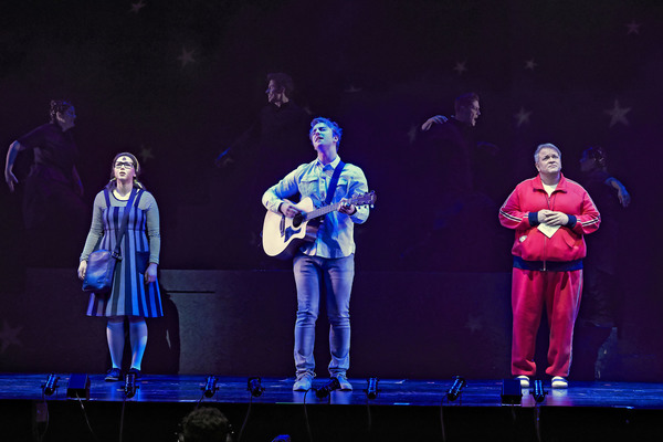 Photo Flash: First Look at the World Premiere of MARY AND MAX: THE MUSICAL