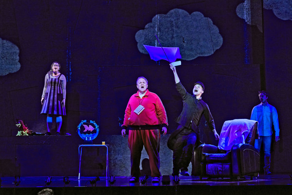 Photos First Look At The World Premiere Of Mary And Max The Musical