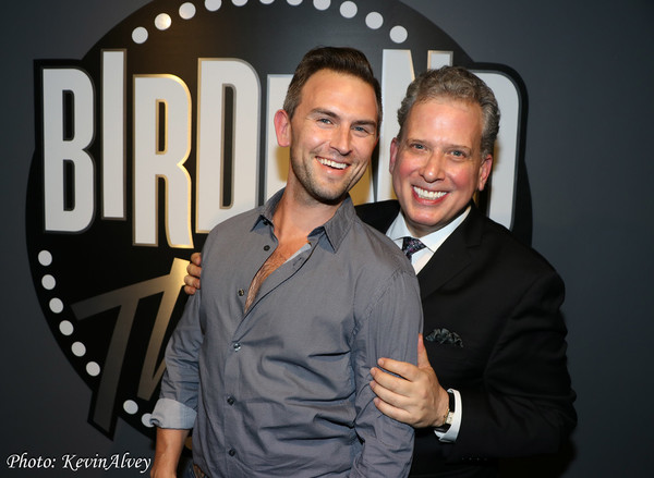 Photo Flash: Billy Stritch Returns to the Birdland Theater Stage!