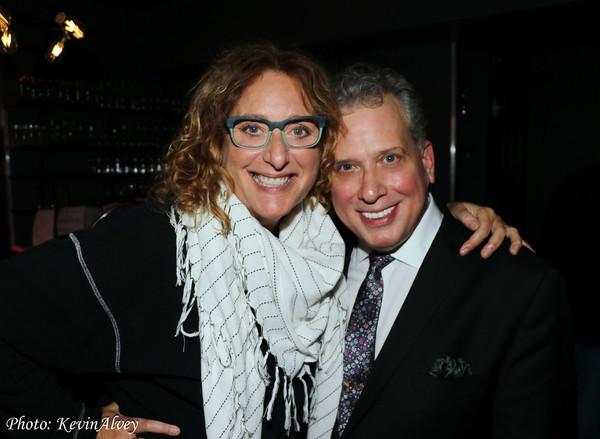 Judy Gold, Billy Stritch