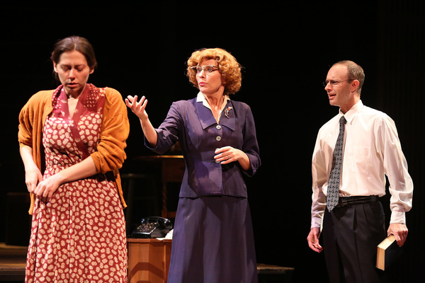 Photo Flash: International City Theatre Presents A SPINTERED SOUL