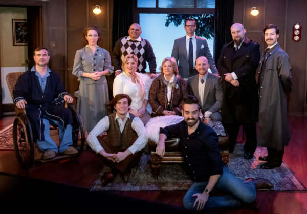 Photo Flash: TexARTS Presents THE UNEXPECTED GUEST